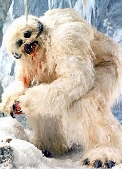 Wampa in the Ice Cave