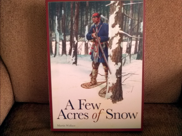 Just Arrived - A Few Acres of Snow