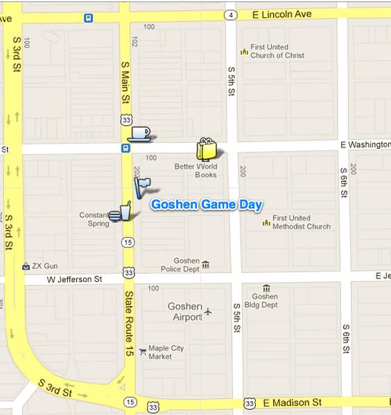 Goshen Game Day