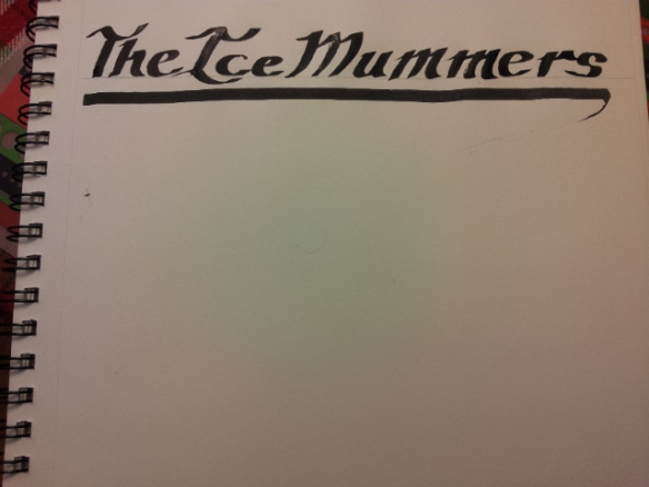 The Ice Mummers