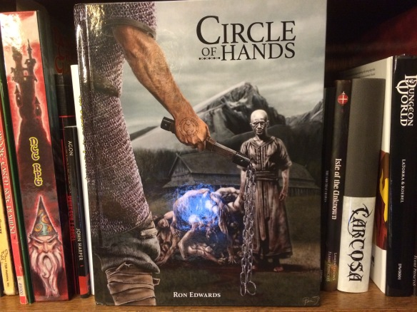 CIrcle of Hands by Ron Edward
