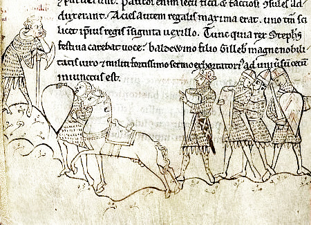 By Henry of Huntingdon (Historia Anglorum) [Public domain or Public domain], via Wikimedia Commons